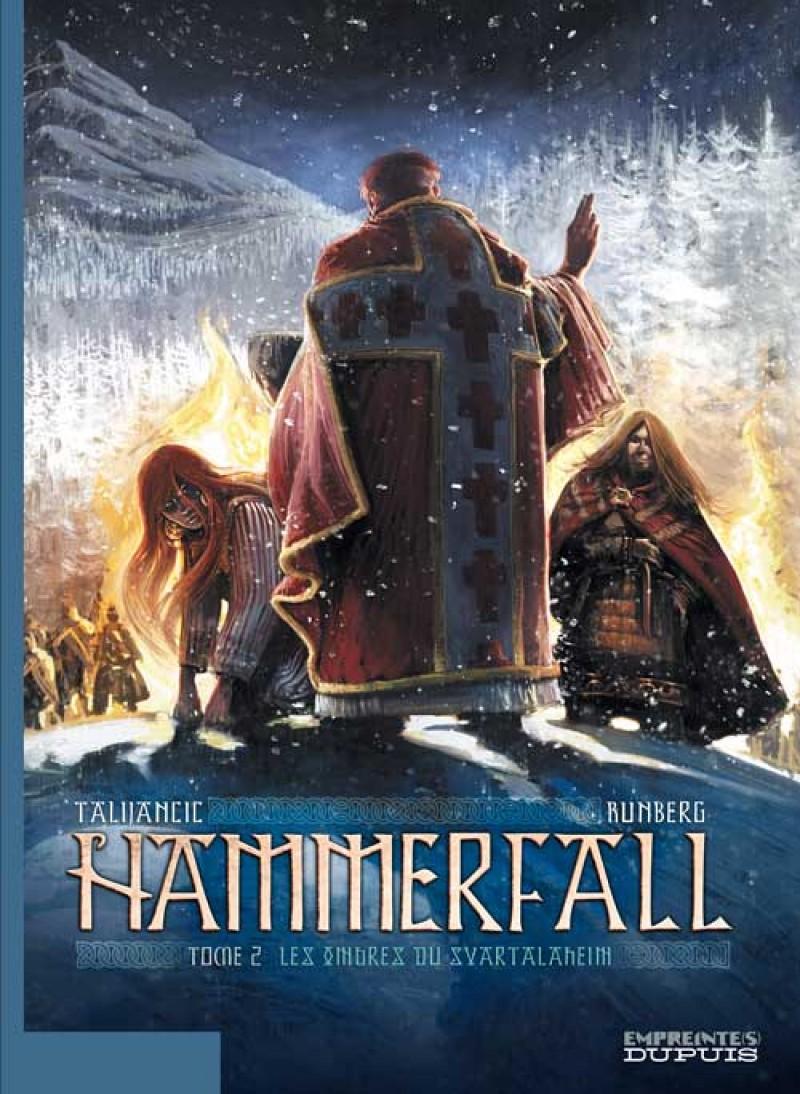 Hammerfall - tome 2 - Les ombres du Svartalaheim