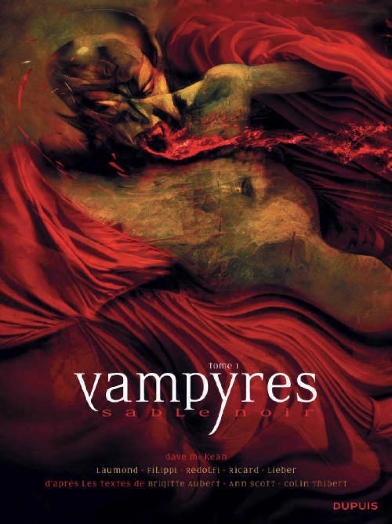 Vampyres - tome 1 - Vampyres - Tome 1
