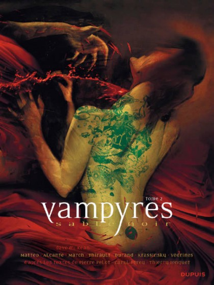 Vampyres - Vampyres - Tome 2