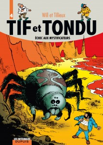 cover-comics-tif-et-tondu-8211-l-8217-intgrale-tome-4-chec-aux-mystificateurs