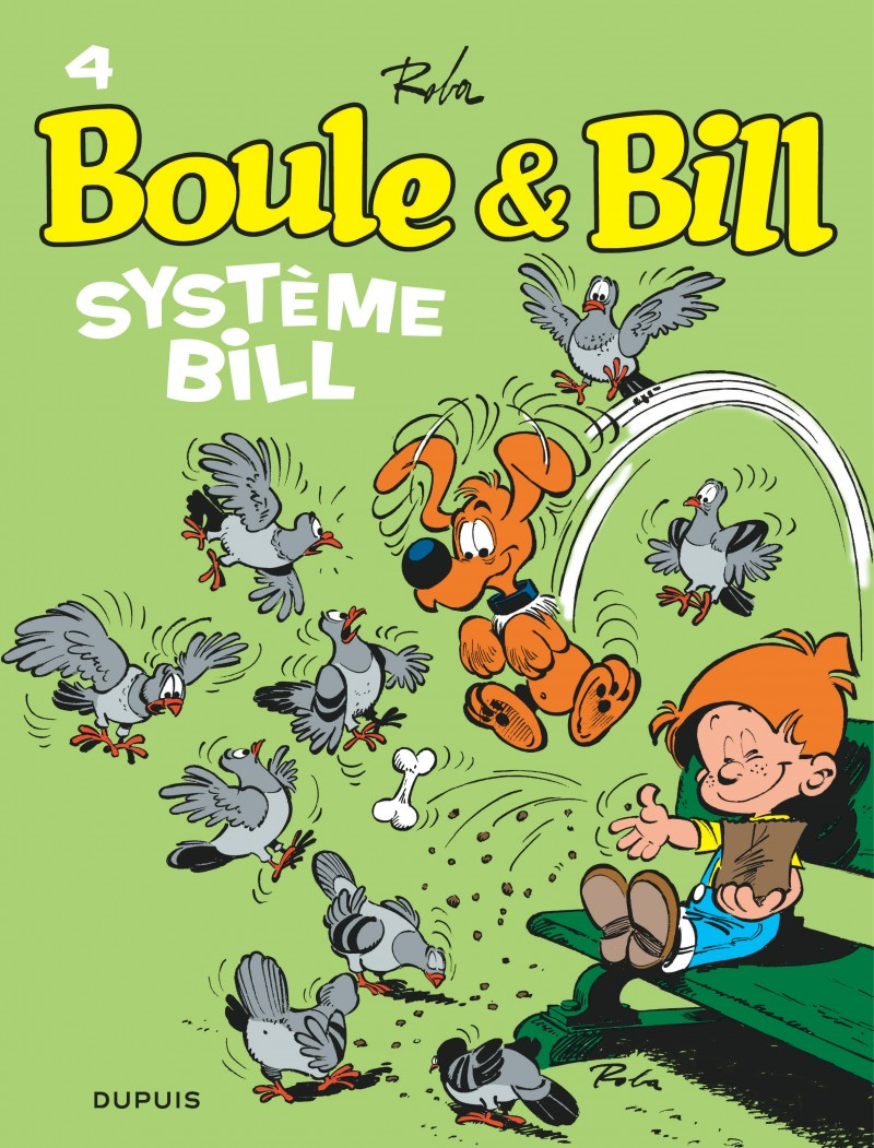 Billy and Buddy - tome 4 - Système Bill