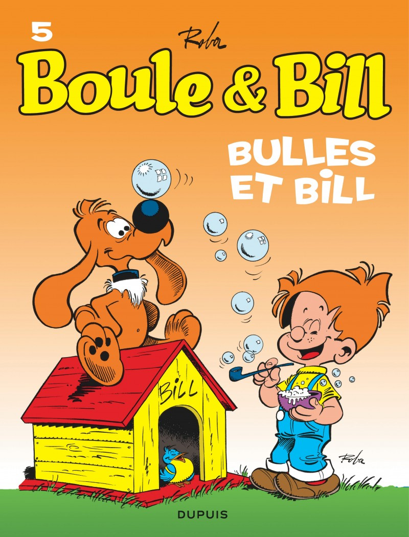 Billy and Buddy - tome 5 - Bulles et Bill