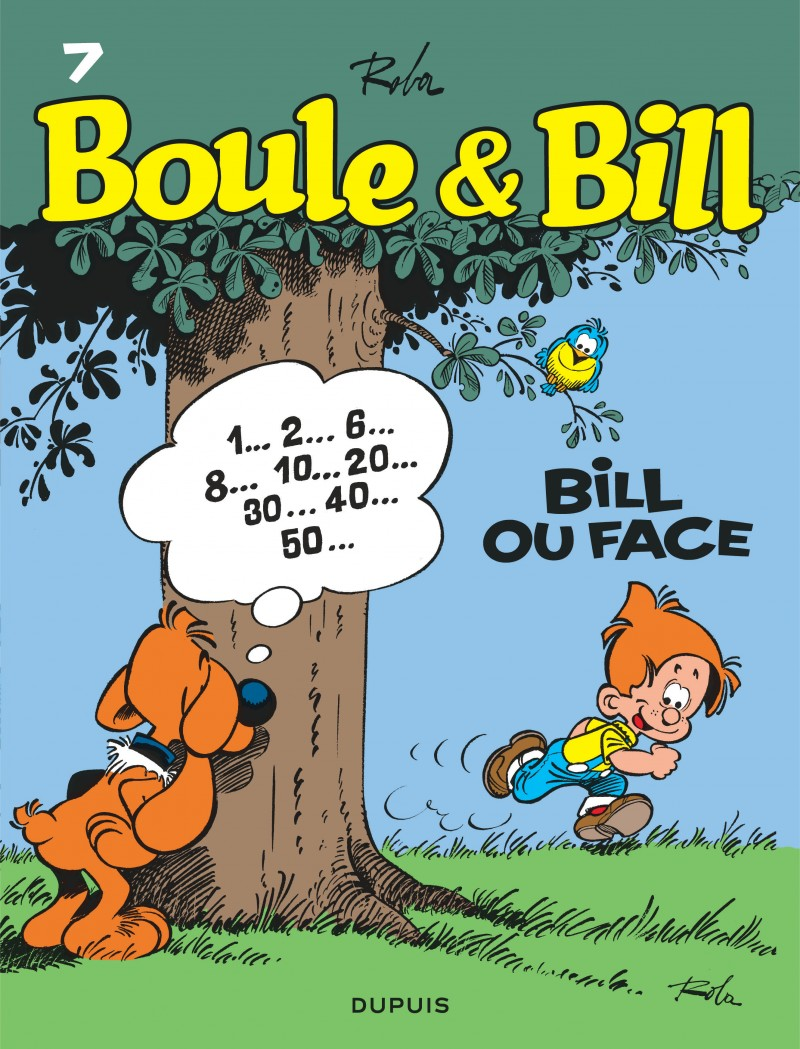Billy and Buddy - tome 7 - Bill ou face