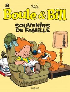 cover-comics-boule-et-bill-tome-8-souvenirs-de-famille