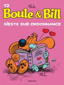 cover-comics-boule-et-bill-tome-12-sieste-sur-ordonnance