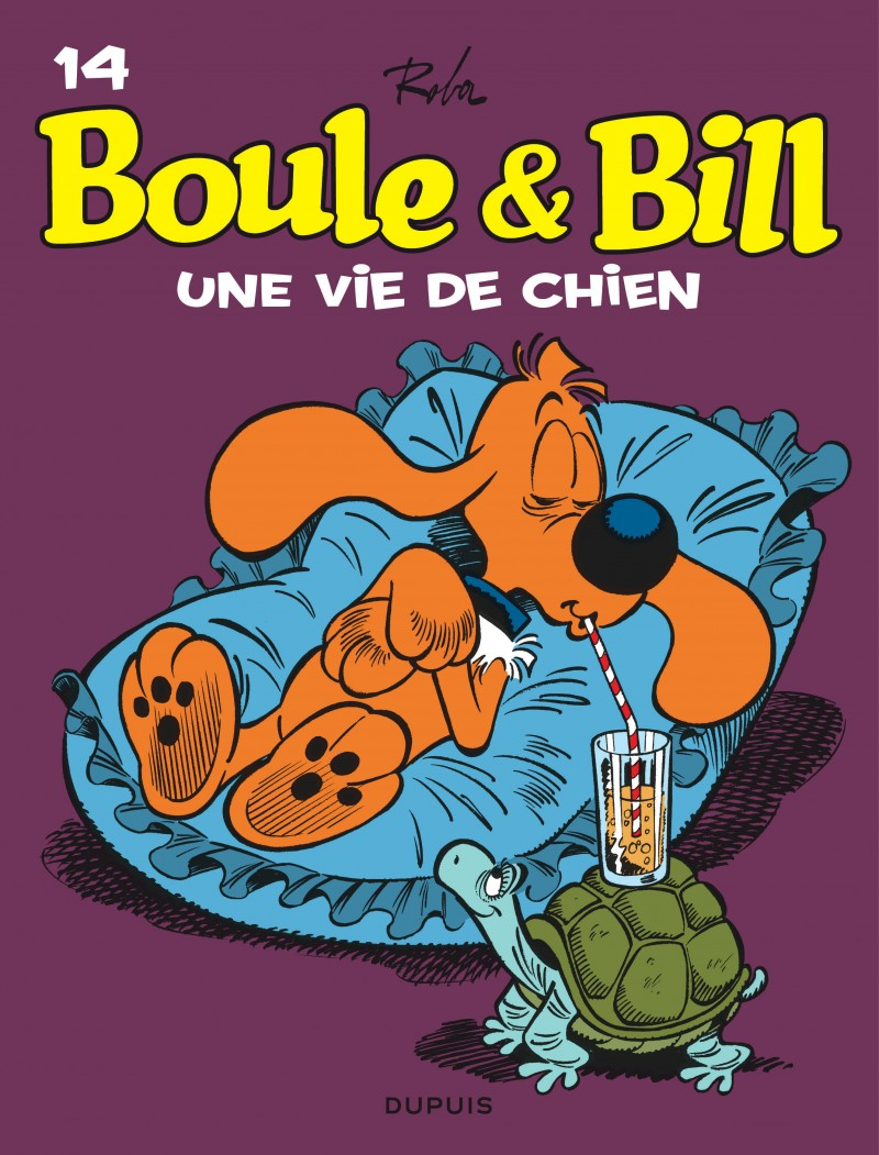Billy and Buddy - tome 14 - Une vie de chien