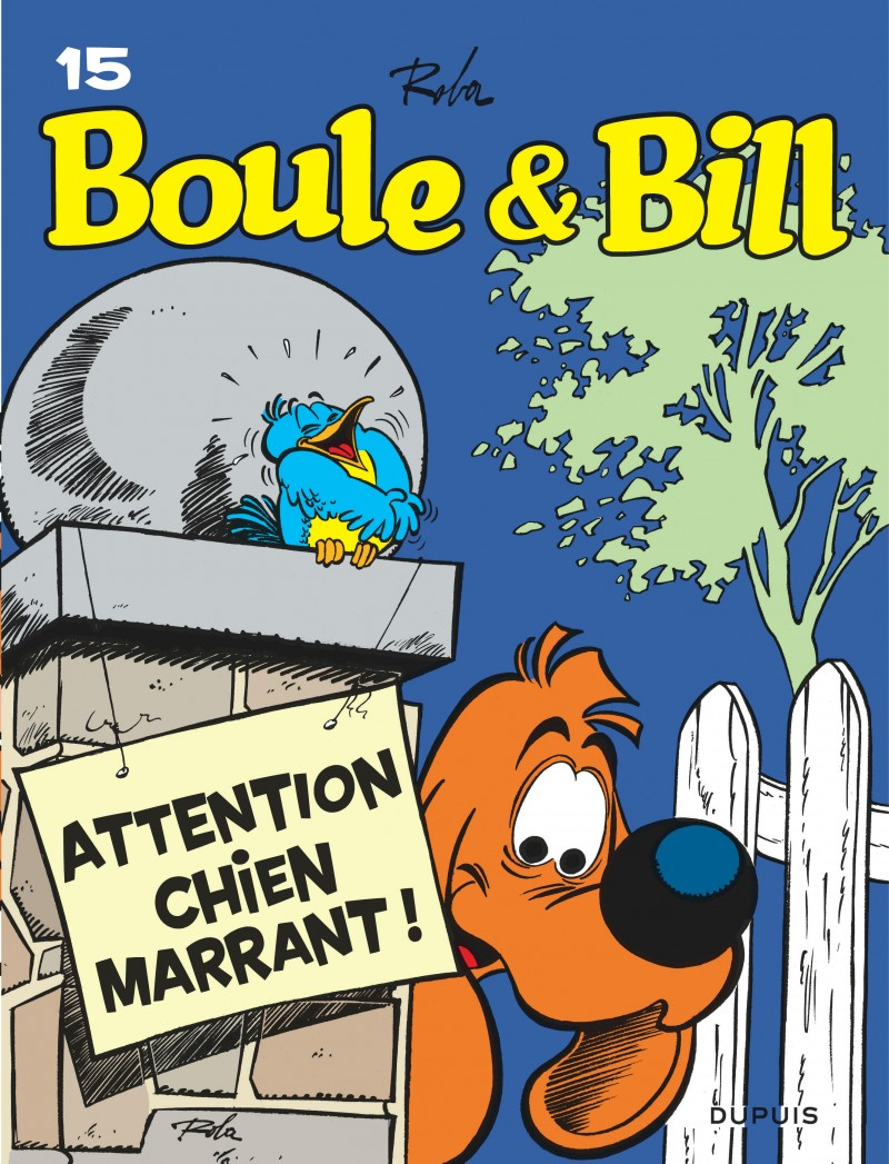 Billy and Buddy - tome 15 - Attention chien marrant !