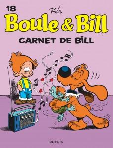 Boule et Bill tome  18