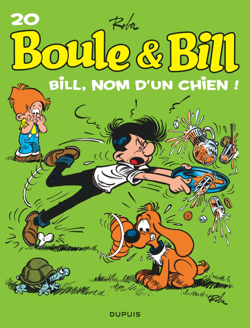 Billy and Buddy - tome 20 - Bill, nom d'un chien !