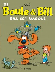 Boule et Bill tome 21