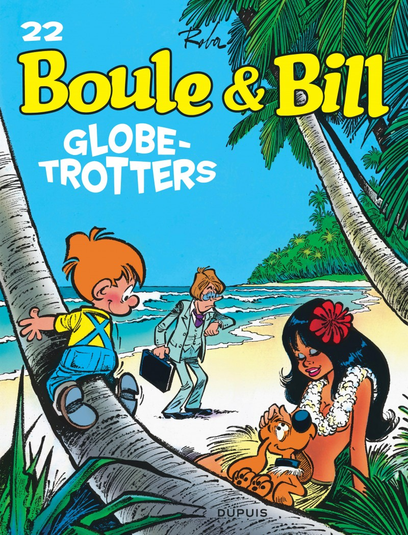 Billy and Buddy - tome 22 - Globe-trotters