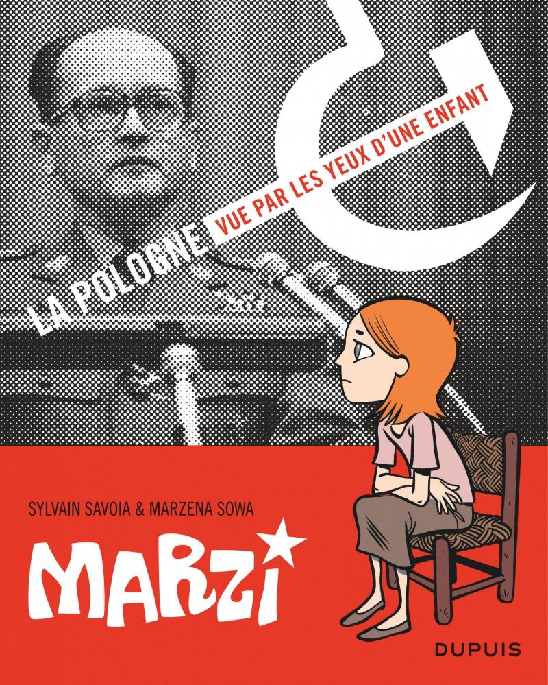 Marzi - Compilation - tome 1 - La Pologne vue par les yeux d'une enfant