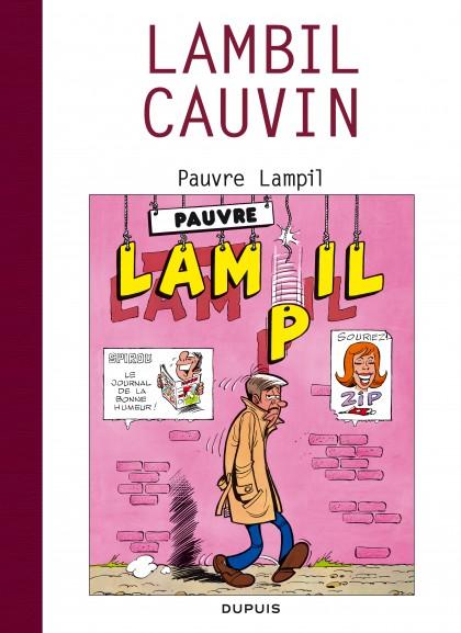 Raoul Cauvin - Spécial 70 ans - Pauvre Lampil