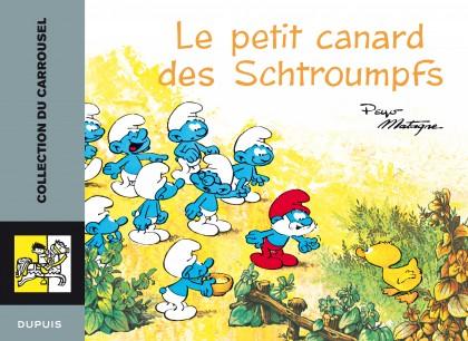 Carrousel - Le petit canard des Schtroumpfs