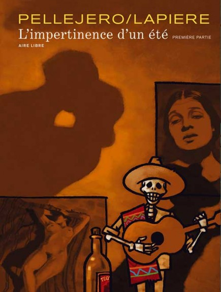 L'impertinence d'un été - L'impertinence d'un été - tome 1/2