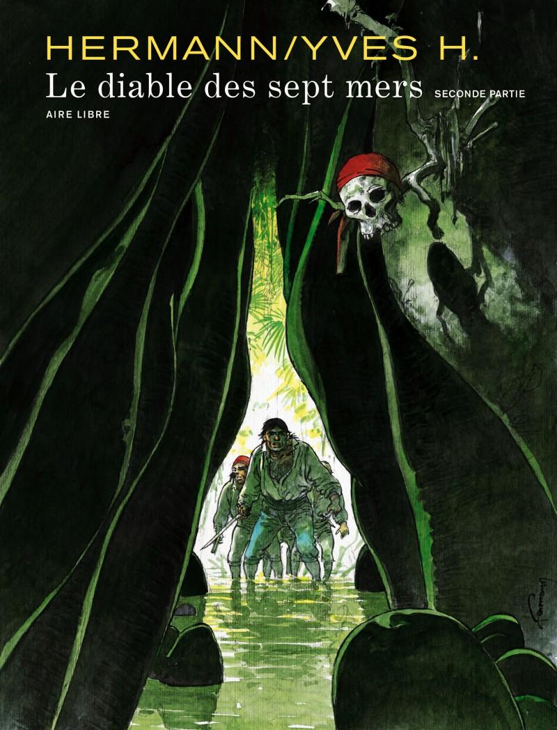 The Devil of the Seven Seas - tome 2 - Le diable des sept mers - 2/2