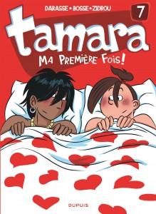 cover-comics-tamara-tome-7-ma-premire-fois
