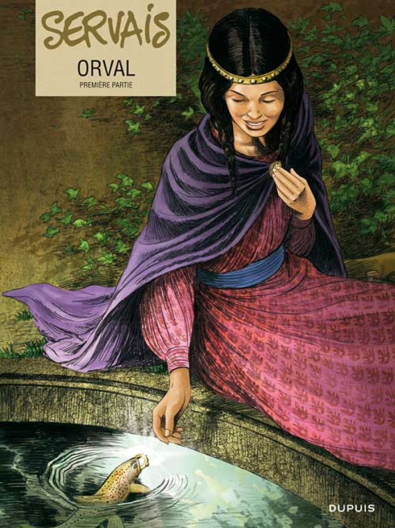 Orval - tome 1 - Orval - tome 1/2