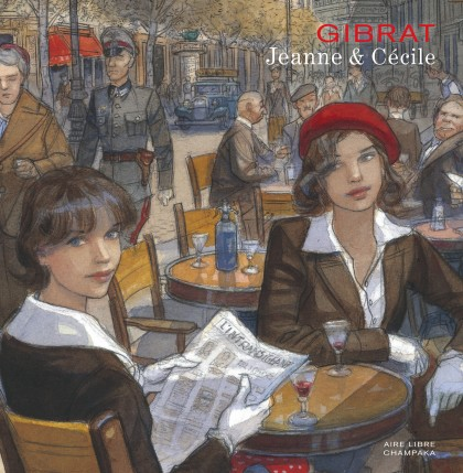 Artbook - Jeanne et Cécile - Jeanne et Cécile - Artbook