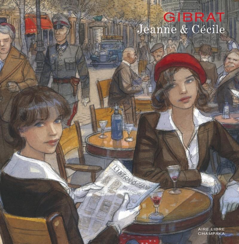 Artbook - Jeanne et Cécile - tome 1 - Jeanne et Cécile - Artbook