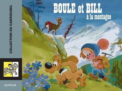 Carrousel - Boule et Bill à la montagne