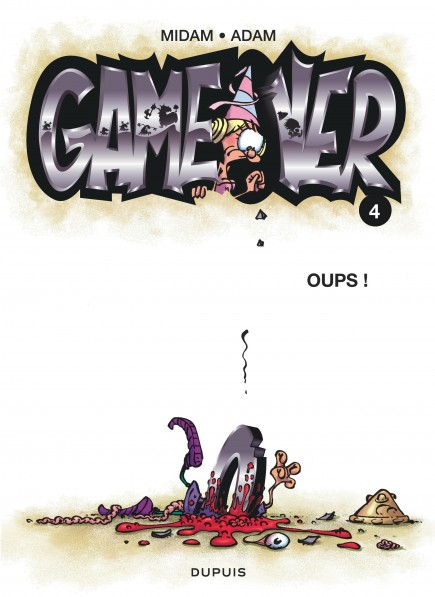 Game Over - Oups !
