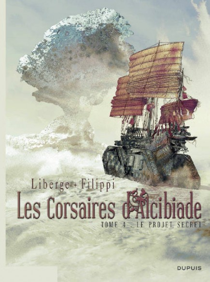 The Corsairs of Alcibiade - Le projet secret