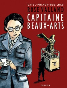 cover-comics-rose-valland-capitaine-beaux-arts-tome-1-rose-valland-capitaine-beaux-arts