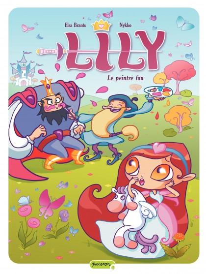 Lily - Le peintre fou