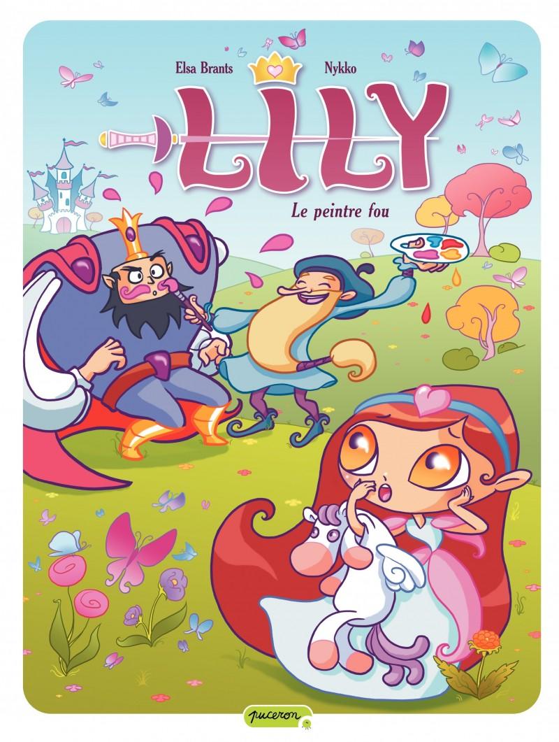 Lily - tome 2 - Le peintre fou