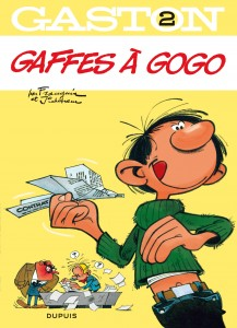 cover-comics-gaston-tome-2-gaffes--gogo
