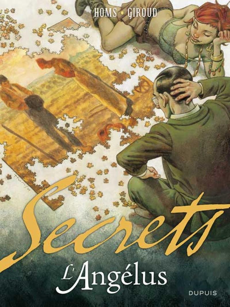 Secrets, L'Angélus - tome 1 - Secrets, L'Angélus - tome 1/2