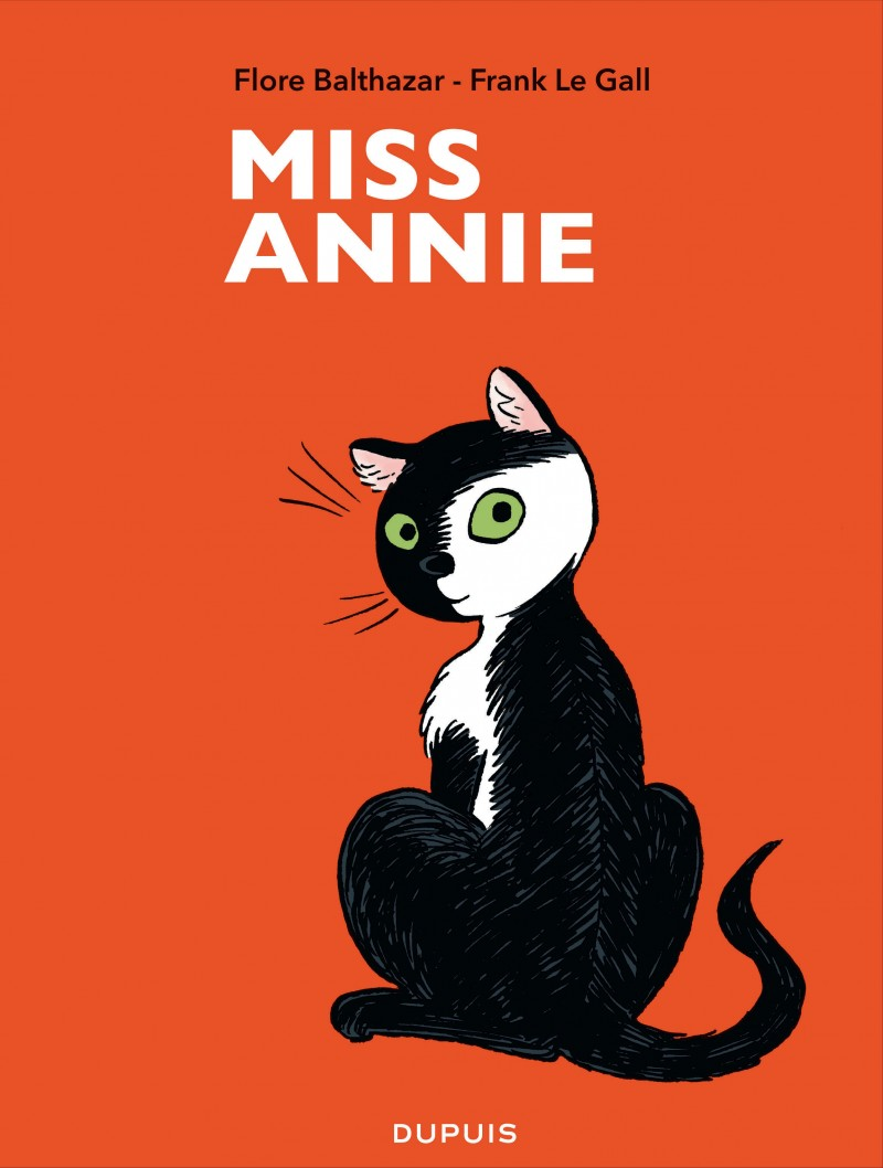 Miss Annie - tome 1 - Miss Annie 1