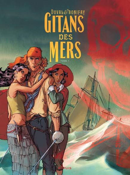Gitans des mers - Gitans des mers - tome 1