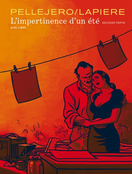 L'impertinence d'un été - L'impertinence d'un été - tome 2/2