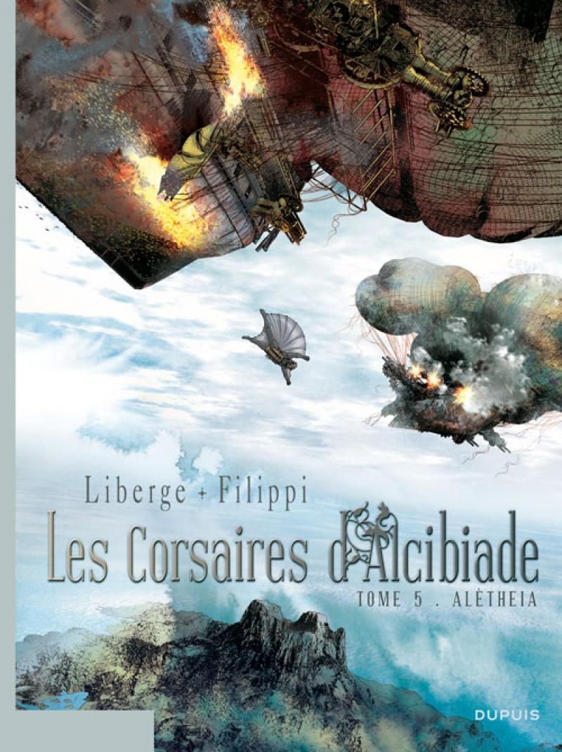 Les Corsaires d'Alcibiade - tome 5 - Aléthèia