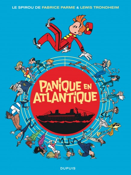 Spirou by...  - Panique en Atlantique