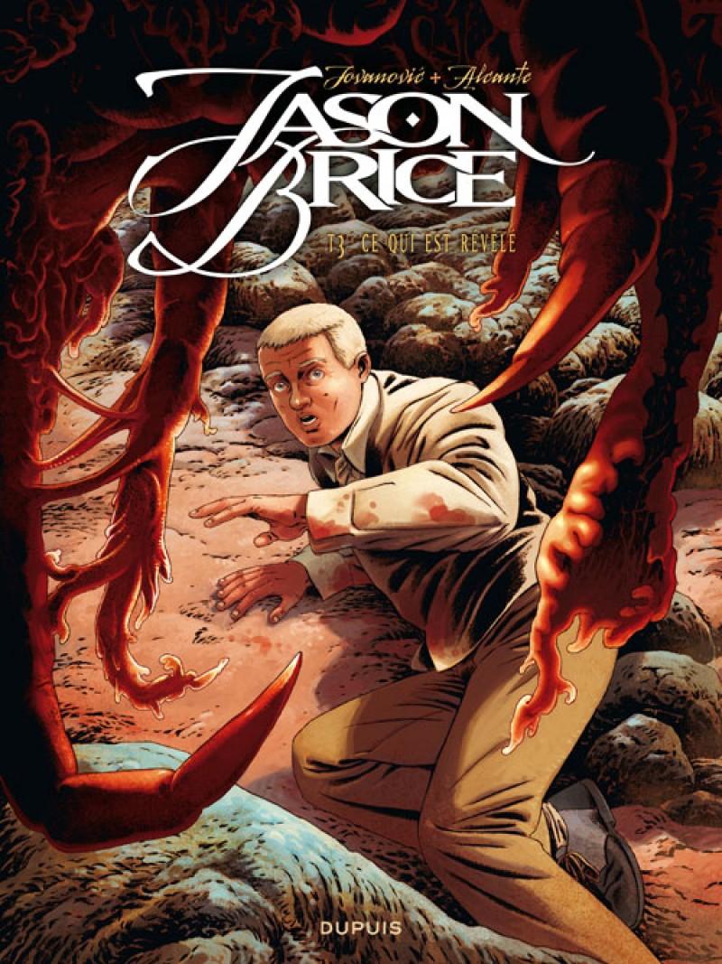 Jason Brice - tome 3 - Ce qui est révélé