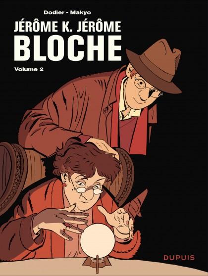 Jérôme K. Jérôme Bloche - L'intégrale - Jérôme K. Jérôme Bloche - L'intégrale - tome 2