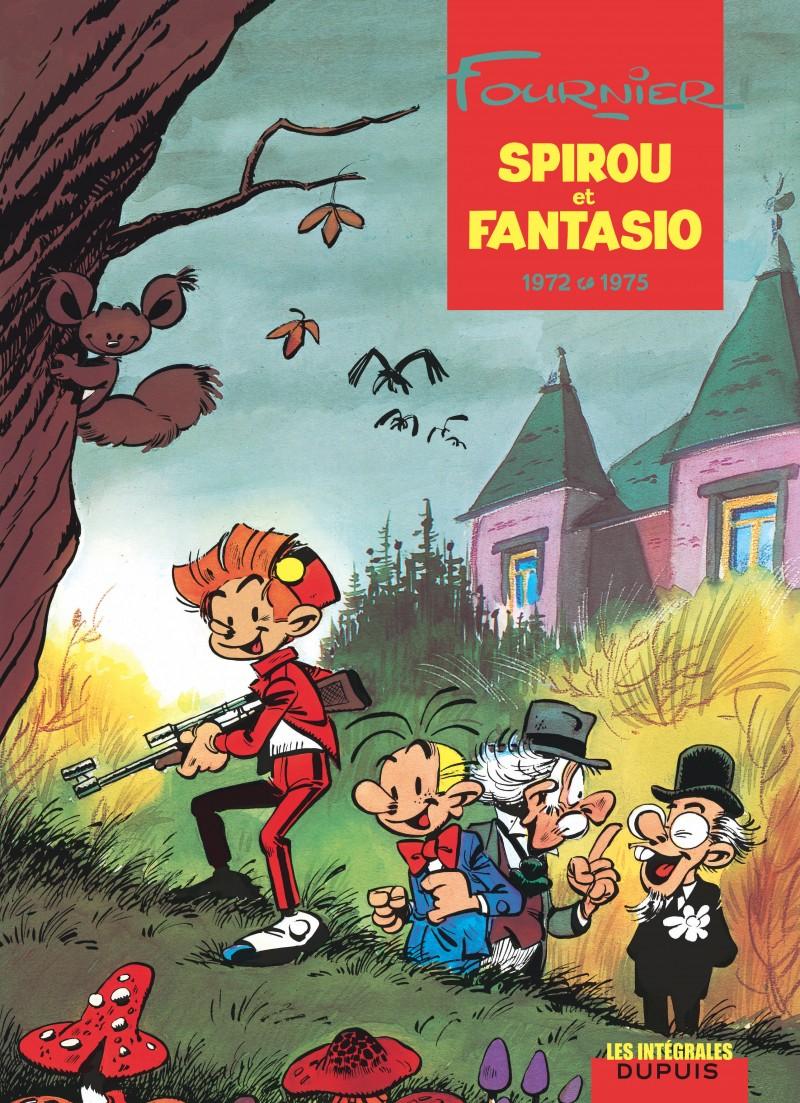Spirou et Fantasio - Compilation - tome 10 - 1972-1975