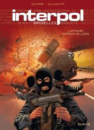 Interpol, Tome 1
