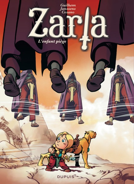 Zarla - L'enfant piège