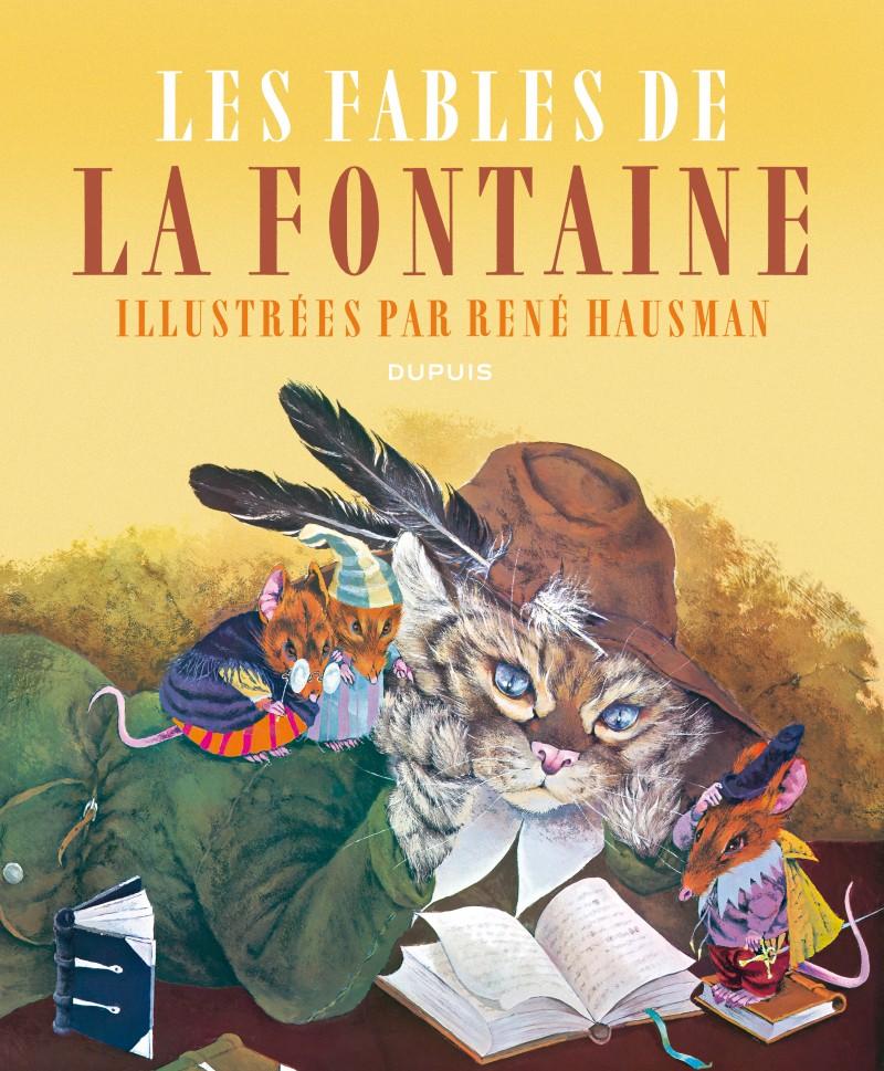 La Fontaine's Fables - tome 1 - Les fables de La Fontaine - Intégrale
