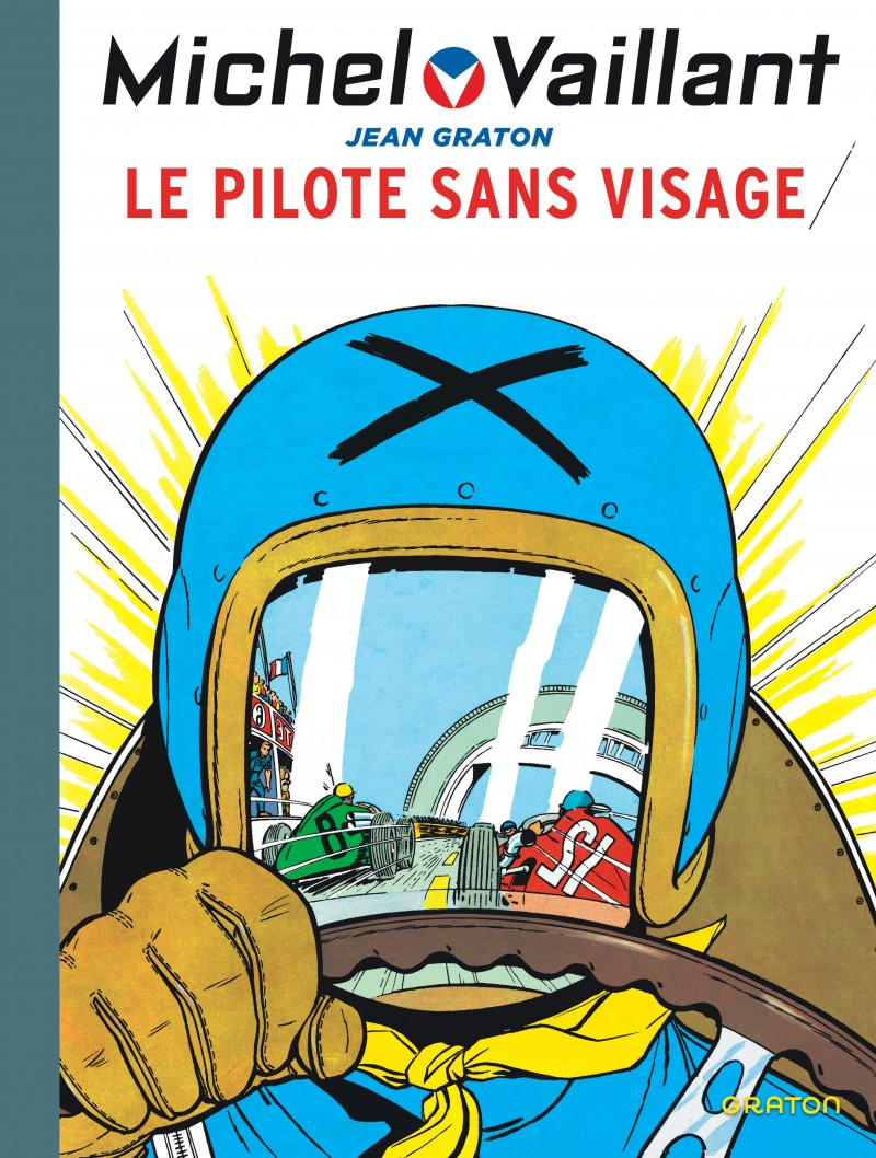 Michel Vaillant - tome 2 - De gemaskerde racer