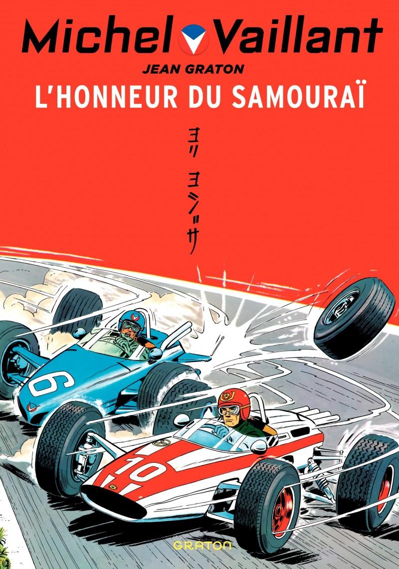 Michel Vaillant - tome 10 - L'honneur du samouraï
