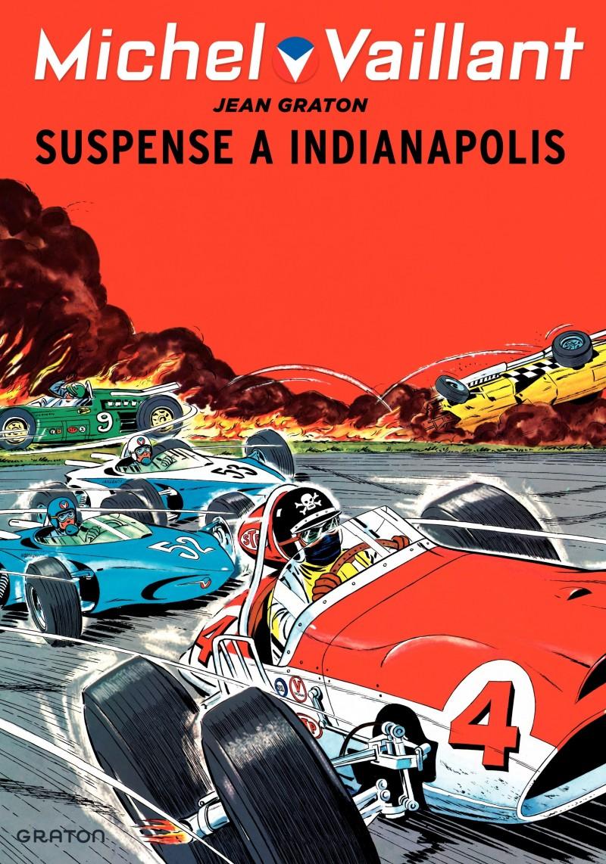 Michel Vaillant - tome 11 - Suspense à Indianapolis
