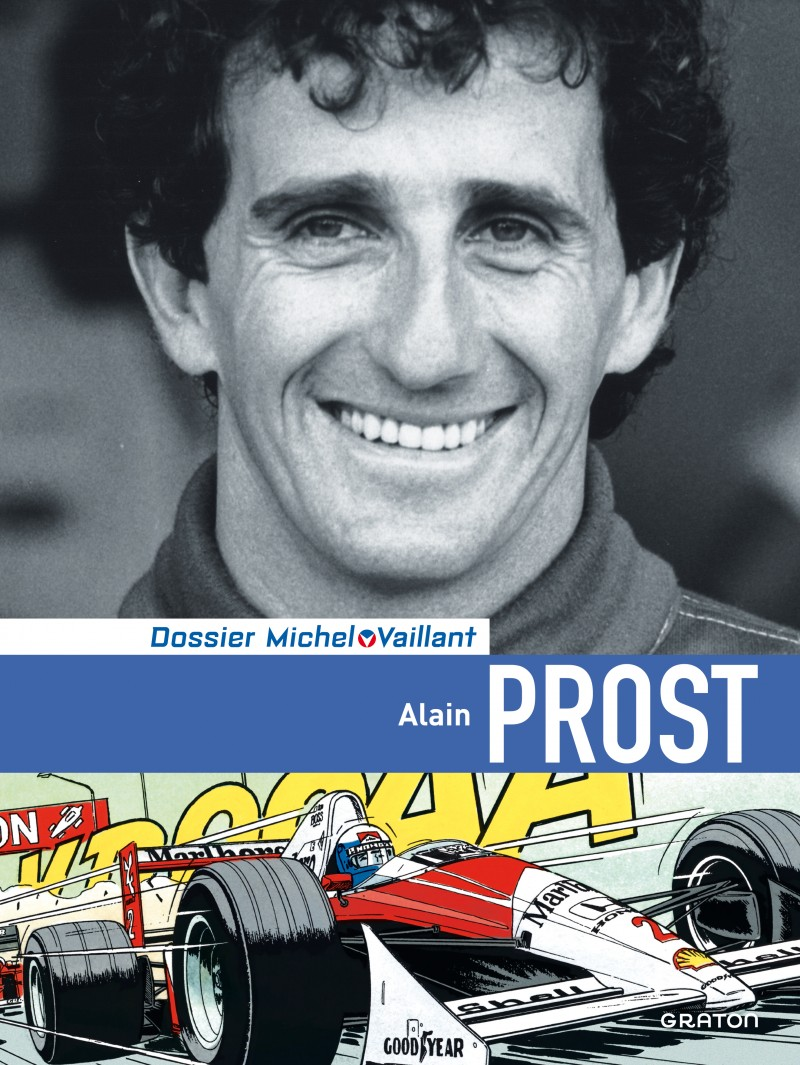 Michel Vaillant - Files - tome 12 - Alain Prost