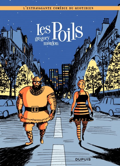 The Hairs - Les poils