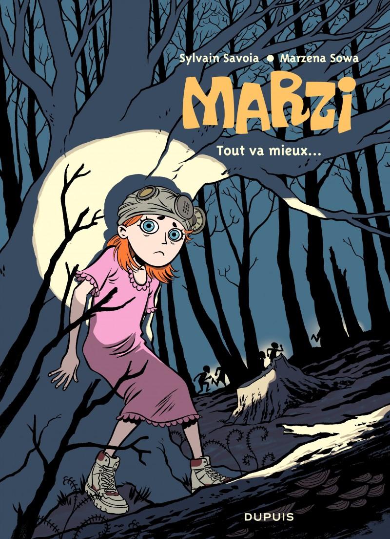 Marzi - tome 6 - Tout va mieux...