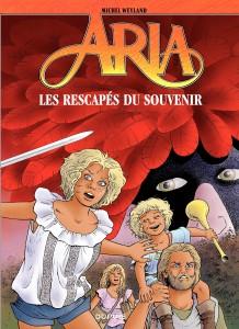 cover-comics-aria-tome-33-les-rescaps-du-souvenir